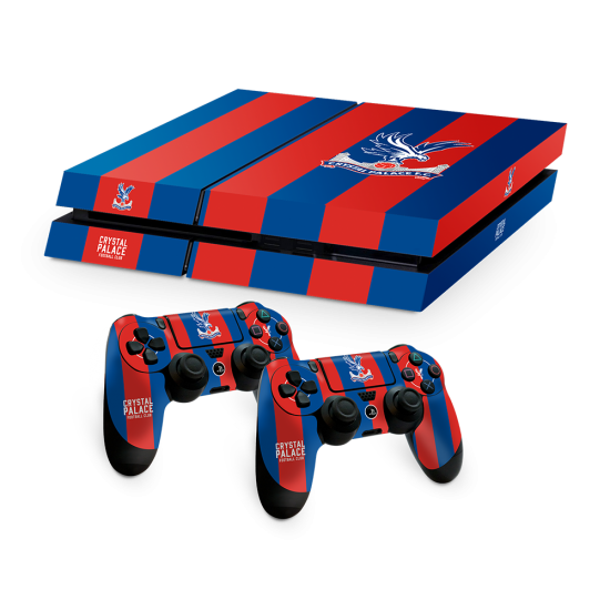 Crystal Palace PS4 Skins Bundle Pack