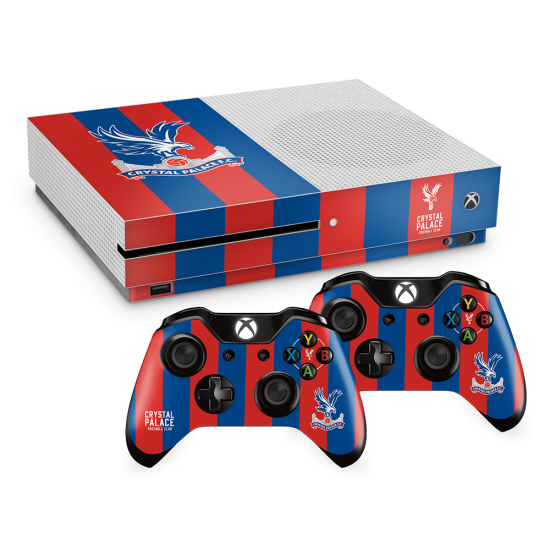 Crystal Palace Xbox One S Skins Bundle Pack