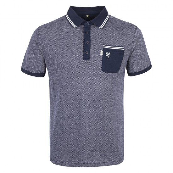 Eagle 1905 Polo Shirt Navy