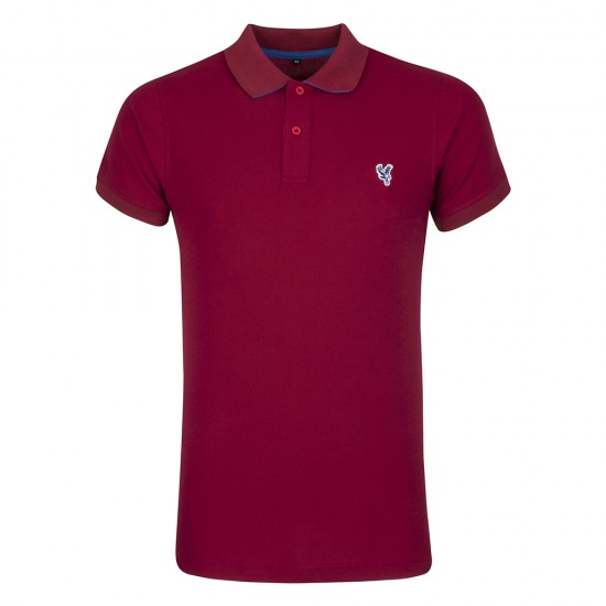 Eagle Classic Polo Shirt Red