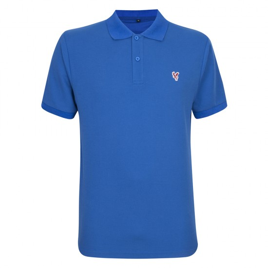Eagle Core Polo Shirt Royal