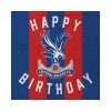 Red & Blue Birthday Card