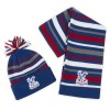 Infant Bobble Hat and Scarf Set