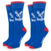CPFC Blue Socks (2 pack) Adult