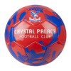 CPFC Size 5 Red and Blue Ball