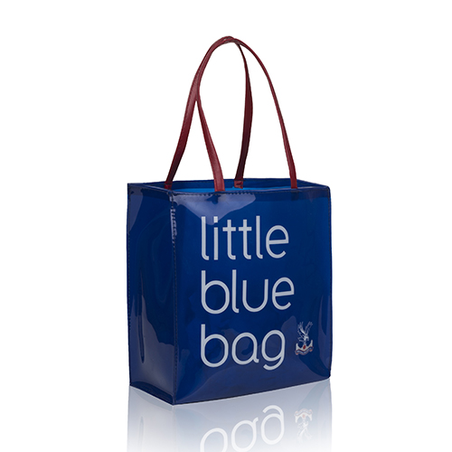 Little Blue Palace Bag