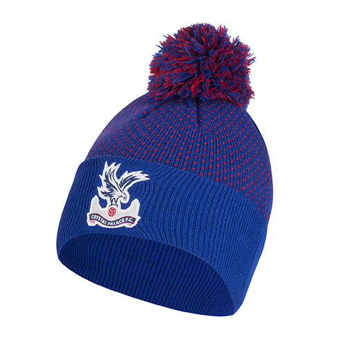Logo Infant Beanie Royal Blue