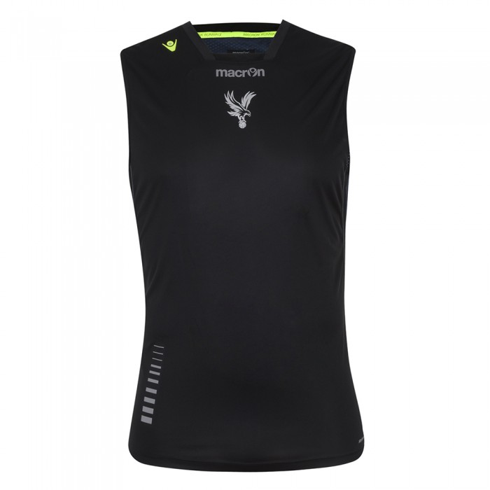 Macron Chinook Pro Run Sleeveles Tech T-Shirt