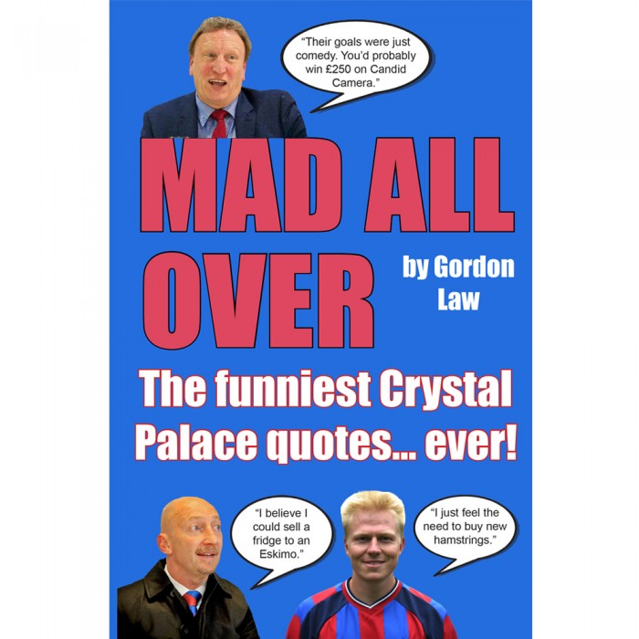 Mad All Over Book