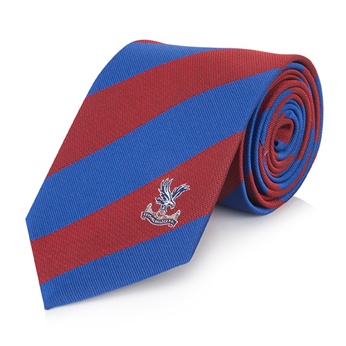 Red & Blue Stripe Tie