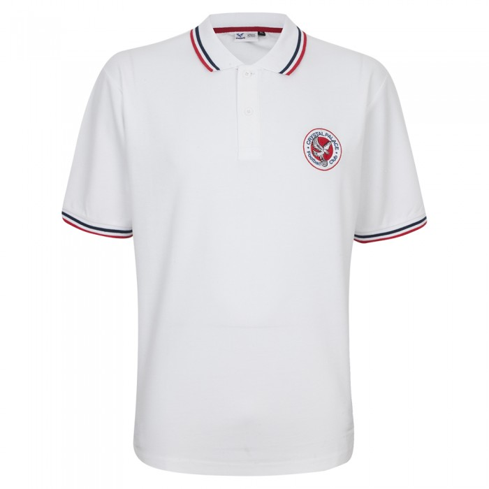 Retro Tipped Polo - 70s Eagle