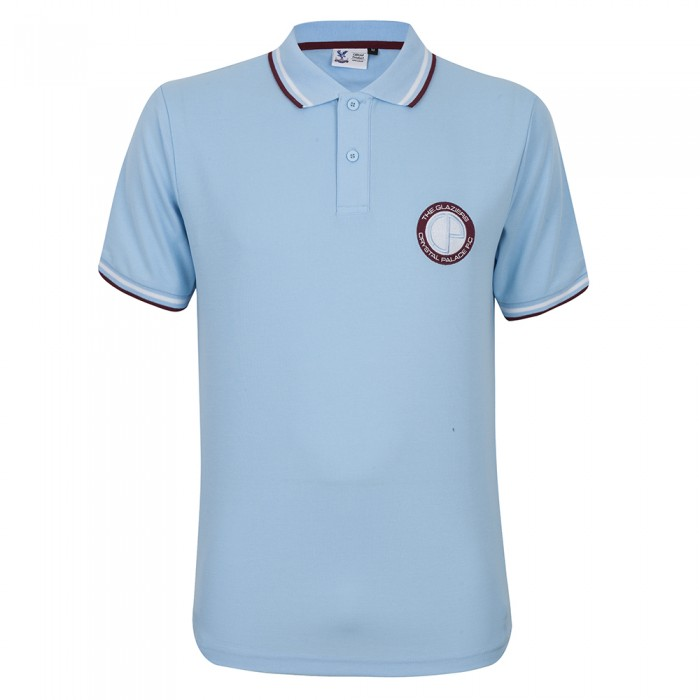 Retro Tipped Polo - Glaziers