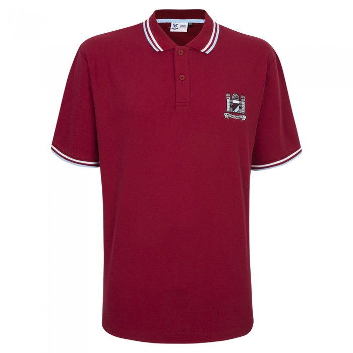 Retro Tipped Polo - Towers