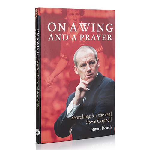 Steve Coppell Book