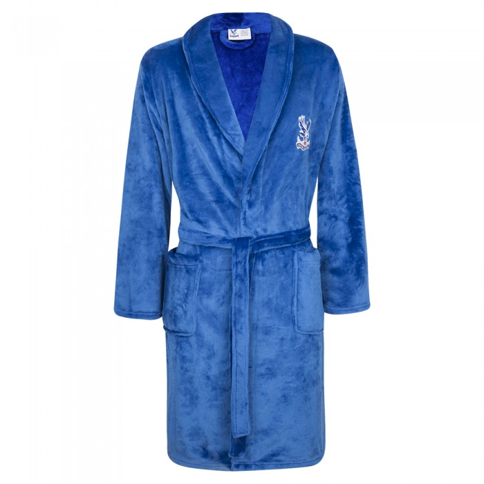 Kids Royal Blue Robe