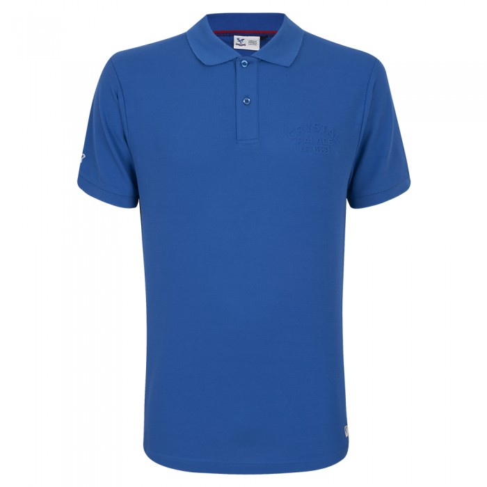CPFC Embossed Text Polo Shirt