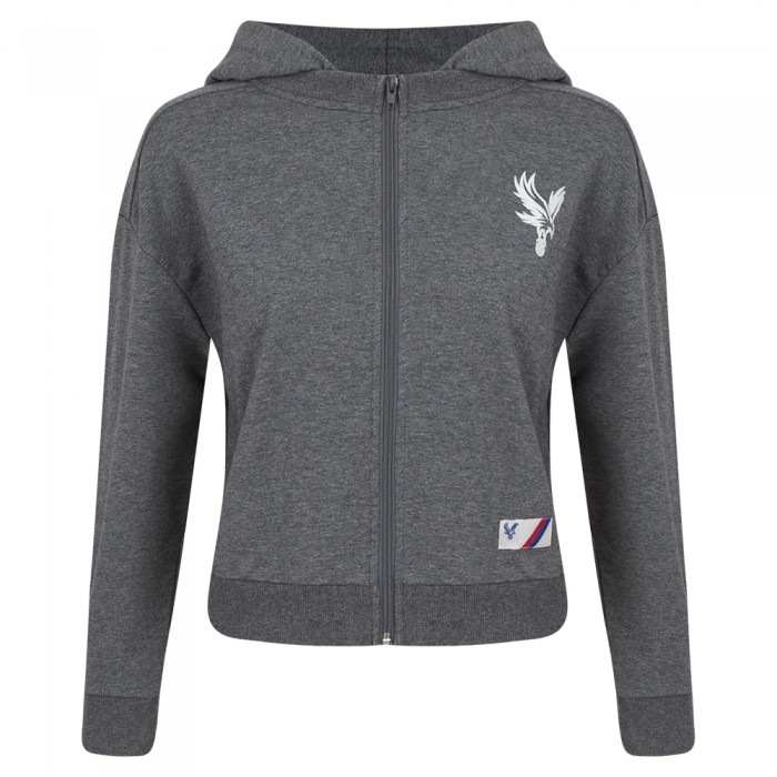 Ladies Eagle Zip Hoodie