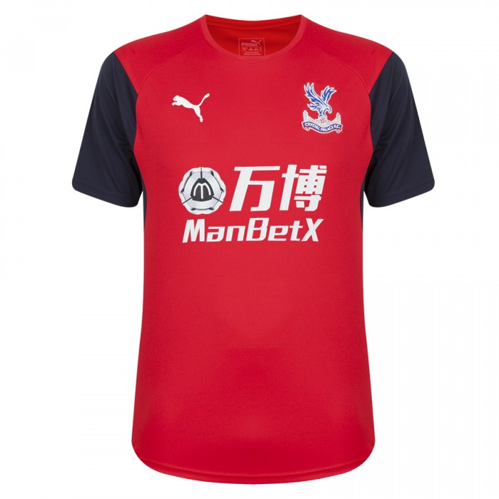 18/19 Training T-Shirt Red