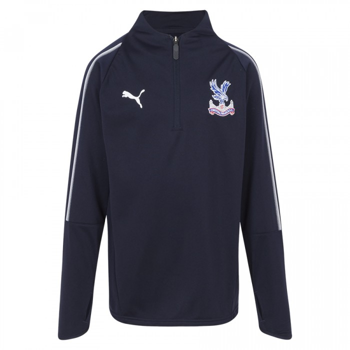 18/19 Training 1/4 Zip Sweatshirt Navy Youth