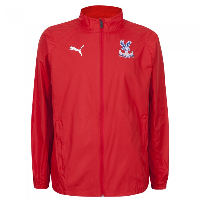 18/19 Training Rain Jacket Red