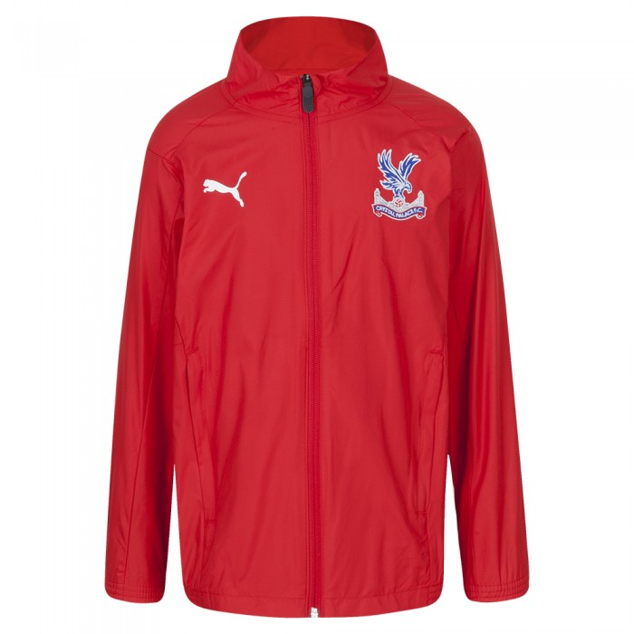 18/19 Training Rain Jacket Red Youth