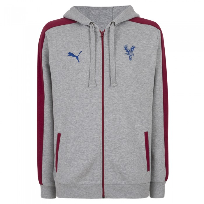 Fan Eagle Full Zip Hoodie