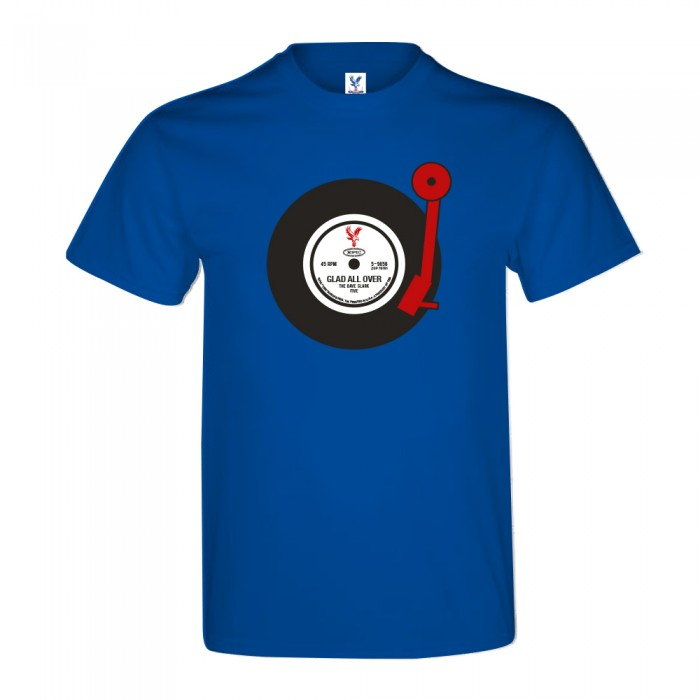 Glad All Over Record T-Shirt