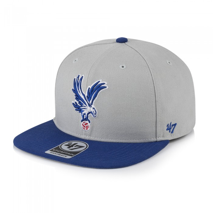 CPFC 47 Captain Snapback Grey/Royal
