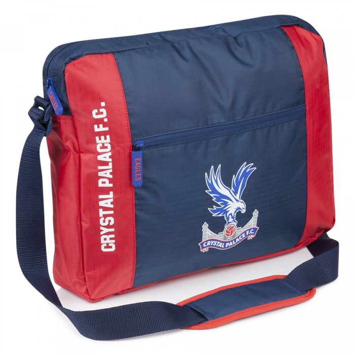 Messenger Bag Navy/Red