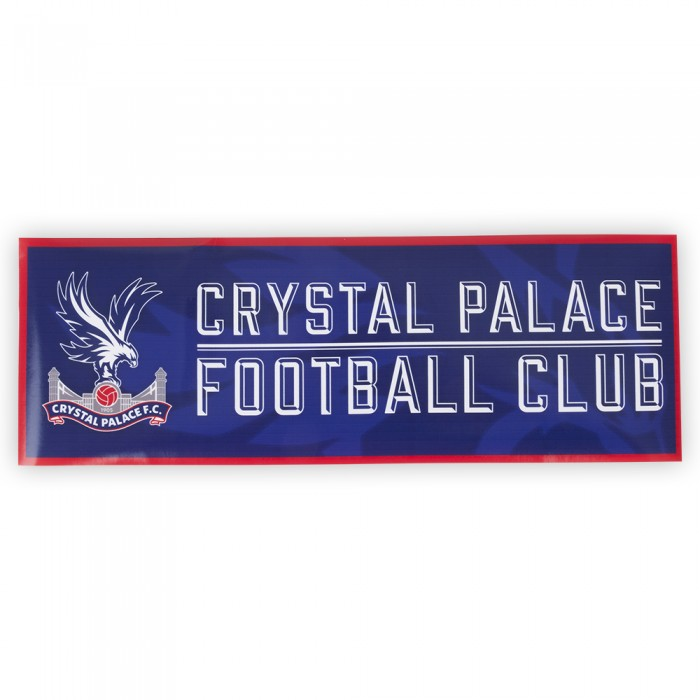 CPFC Car Sticker