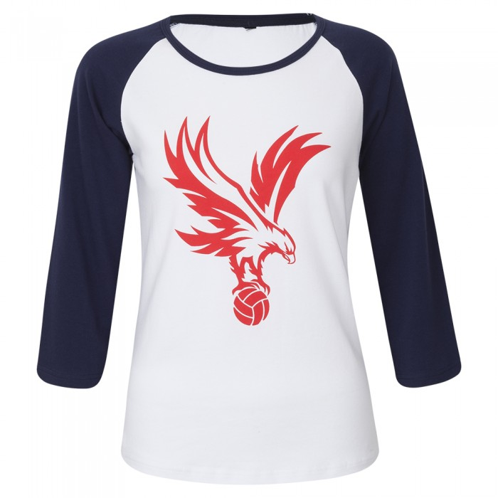 Eagle Ladies Raglan T-Shirt
