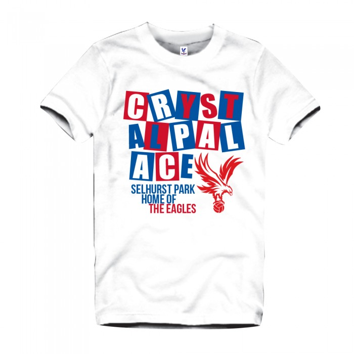 CPFC Block Kids T-Shirt