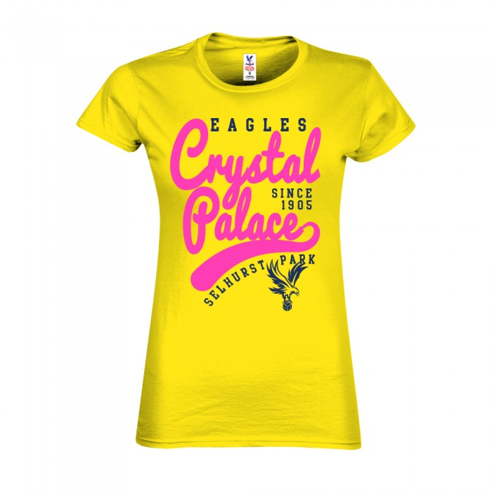 Ladies Script T-Shirt