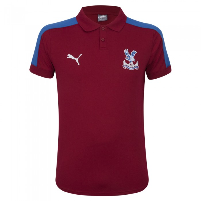 Puma/Crest Fan Polo Shirt
