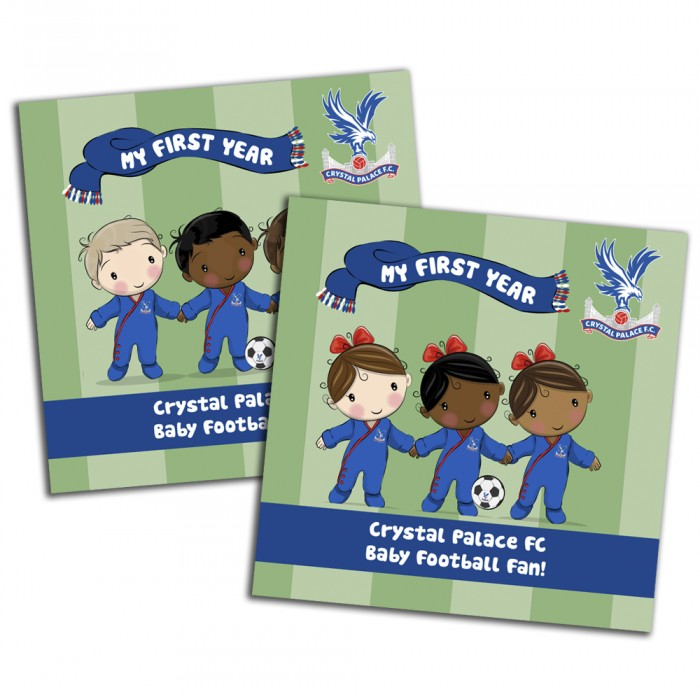 CPFC Alice Baby Book