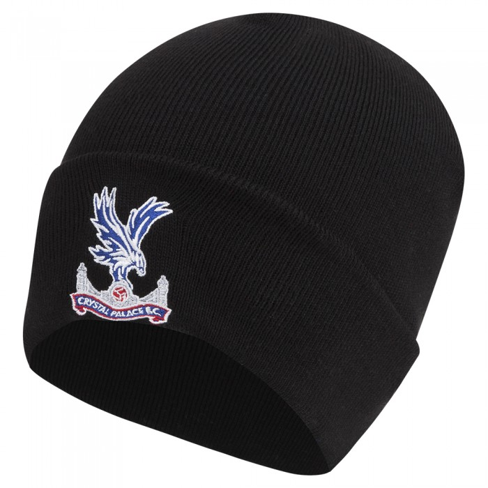 Crest Bronx Hat Black