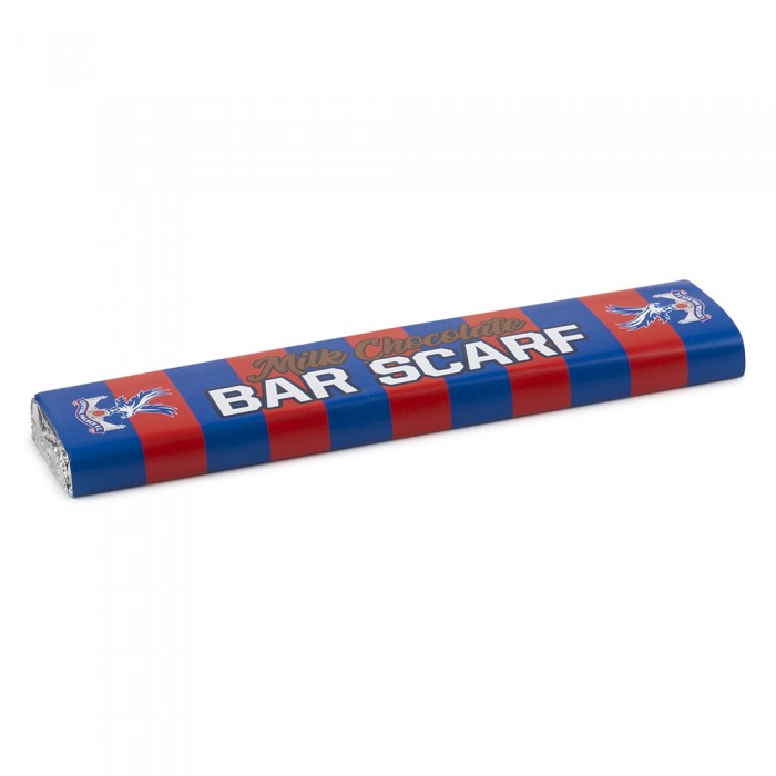 Milk Chocolate CPFC Bar Scarf