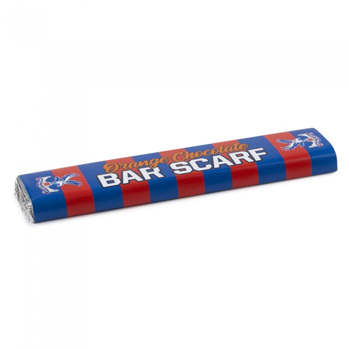 Orange Chocolate CPFC Bar Scarf