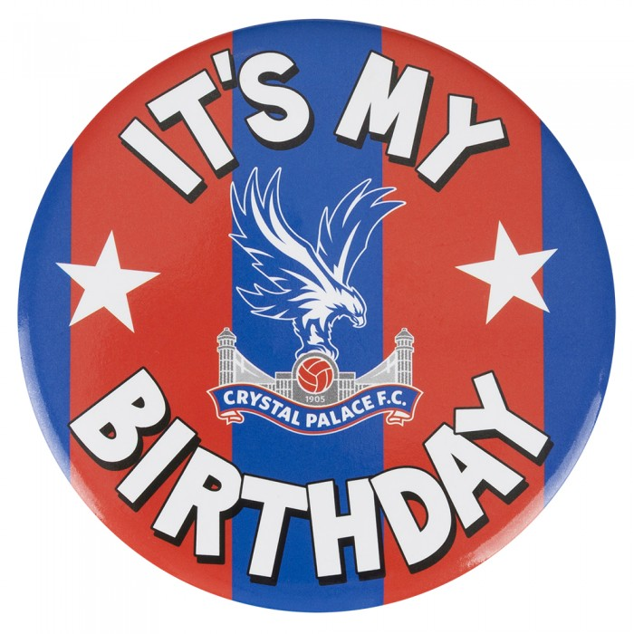 Logo Birthday Badge