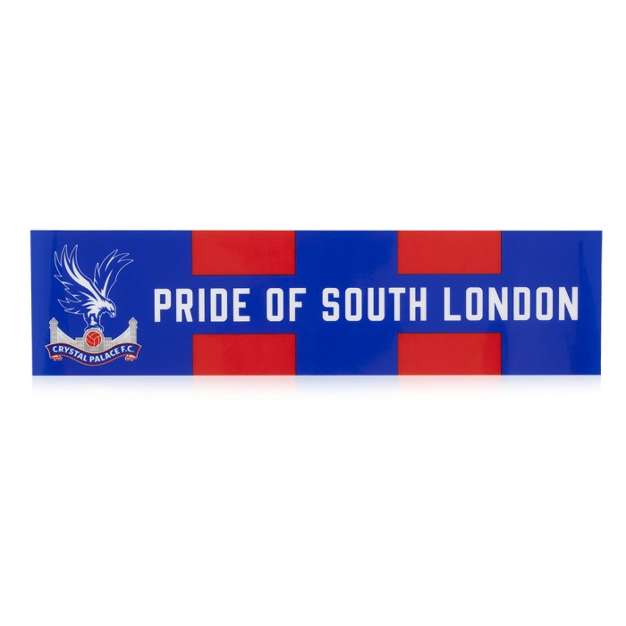 Car Sticker - Pride of South London
