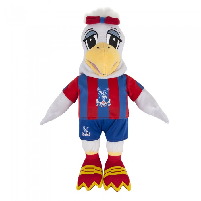 Alice the Eagle Soft Toy
