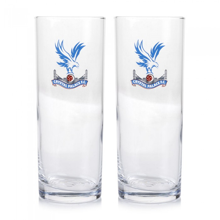 Logo Highball Glasses (2 Pack)