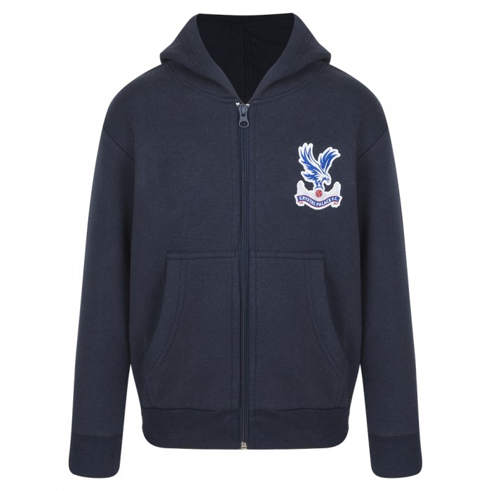 Essentials Navy Full Zip Hoodie Youth