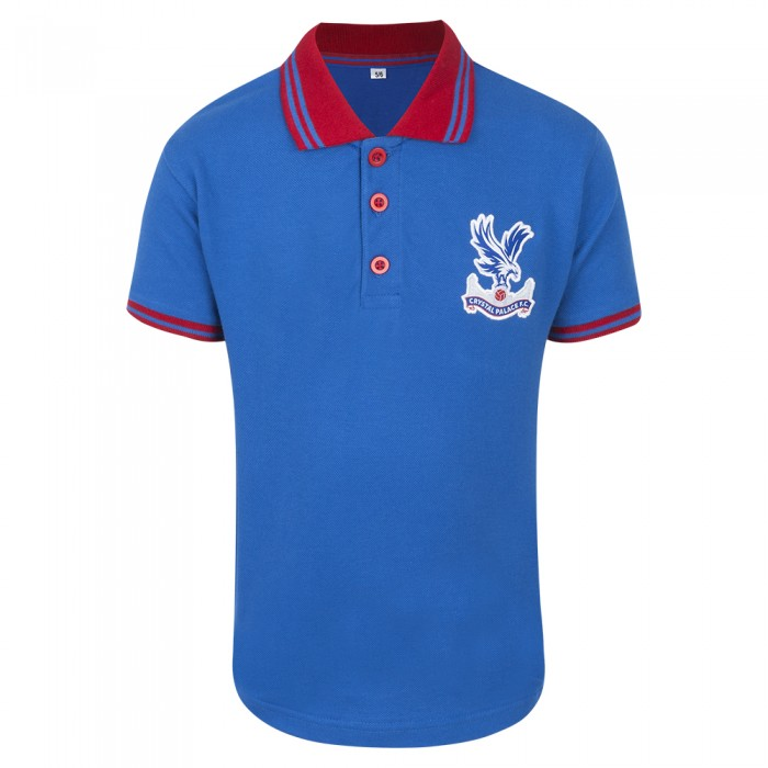 Logo Kids Polo Shirt