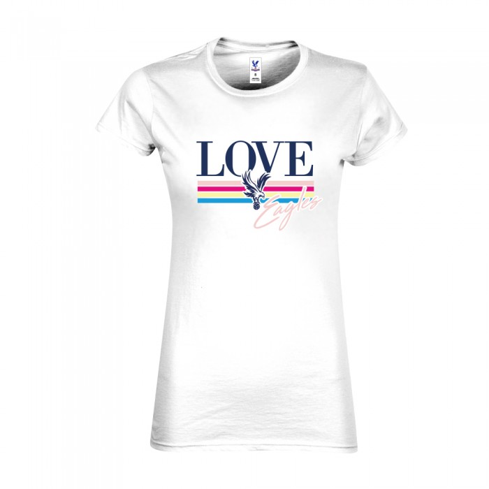 Love Eagles Ladies T-shirt