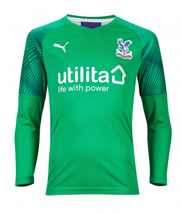 19/20 GK Home Shirt L/S Youth