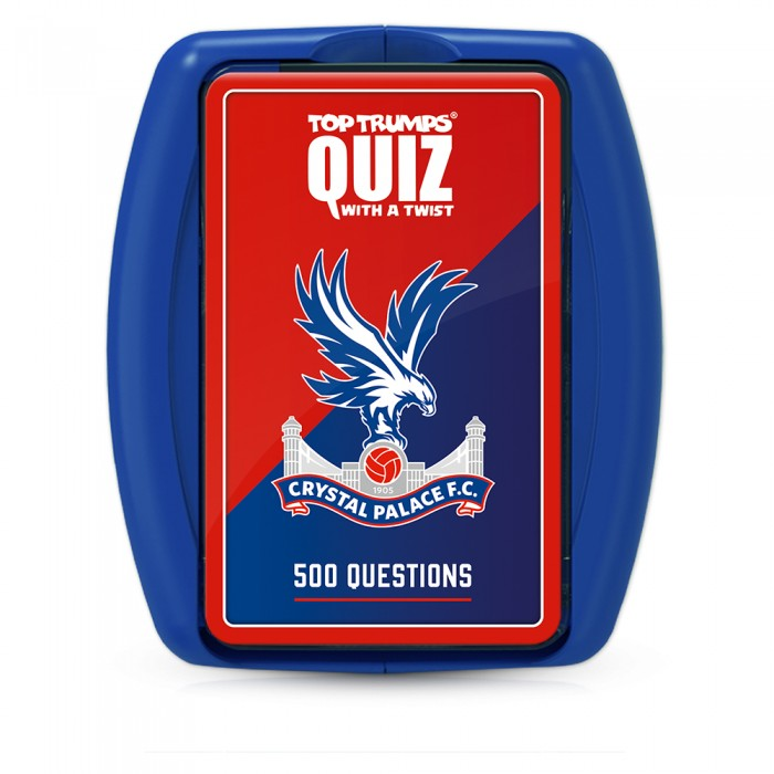 CPFC Top Trumps Trivia Quiz
