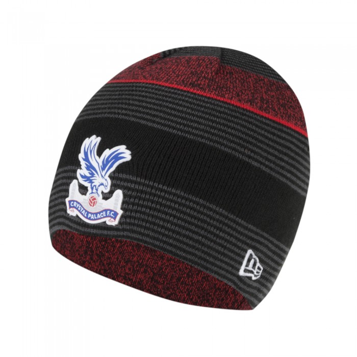 New Era Logo Reverse Knit CPFC Blk