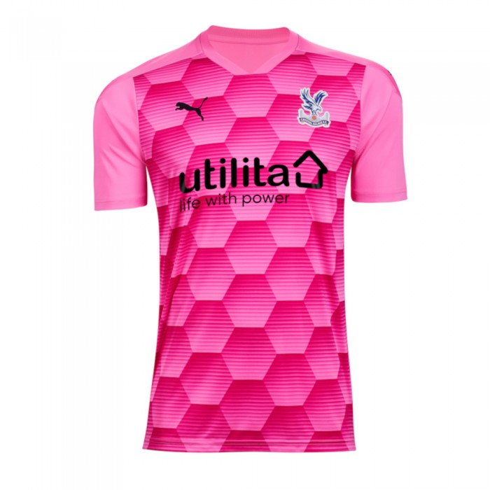 20/21 GK Away Shirt Youth