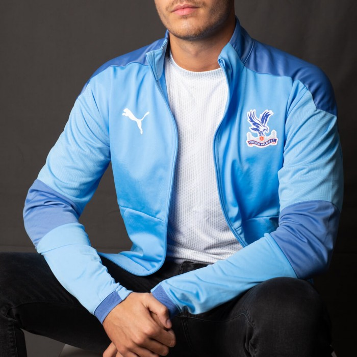 20/21 Training Jacket Sky Blue